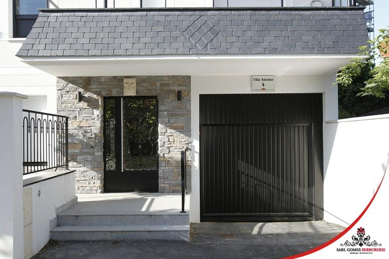 Installation De Porte De Garage Et De Parking Dans Le ValdeMarne - Porte placard coulissante avec serrurier saint maur des fosses